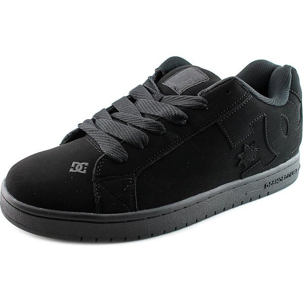 DC Shoes Court Graffik Men Black/Black/Black Skateboarding Shoes
