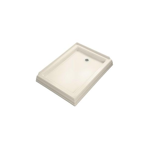 Shop Kohler K 9548 Memoirs Shower Receptor With Right Hand Drain 48