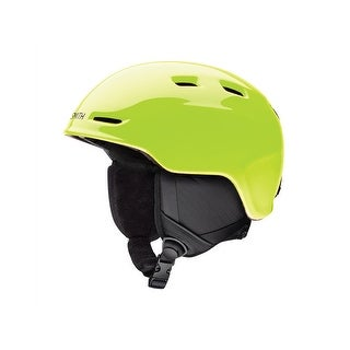Smith Optics Zoom Jr. Snow Helmet (Acid/ Youth Small) - Lime