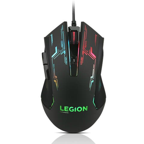 Lenovo Legion M200 RGB Gaming Mouse GX30P93886 Legion M200 RGB Gaming Mouse
