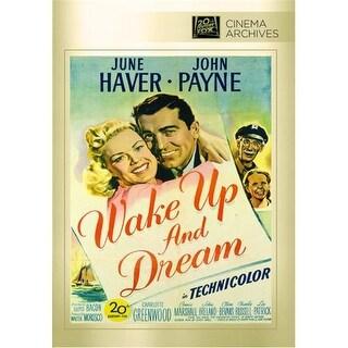 Wake Up And Dream DVD Movie 1946