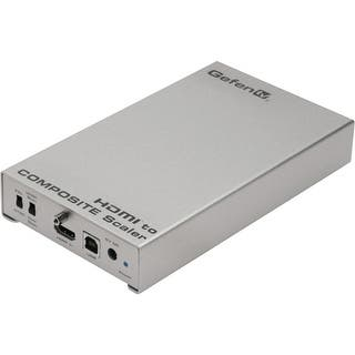 Gefen GTV-HDMI-2-COMPSVIDSN Gefen HDMI to Composite Scaler - Functions: Video Scaling - 1920 x 1080 - NTSC, PAL - USB - Audio|https://ak1.ostkcdn.com/images/products/is/images/direct/a13332075d751b45f647f3a49ed2e0529e5d3ccb/Gefen-GTV-HDMI-2-COMPSVIDSN-Gefen-HDMI-to-Composite-Scaler---Functions%3A-Video-Scaling---1920-x-1080---NTSC%2C-PAL---USB---Audio.jpg?impolicy=medium