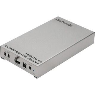 """Gefen GTV-HDMI-2-COMPSVIDSN Gefen HDMI to Composite Scaler - Functions: Video Scaling - 1920 x 1080 - NTSC, PAL - USB - Audio"