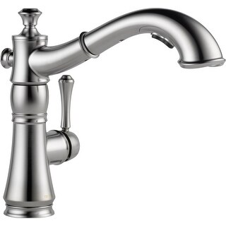 Delta 4197-DST  Cassidy Pull-Out Kitchen Faucet