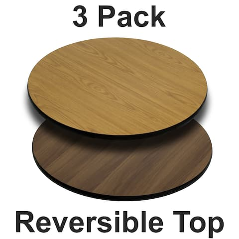 24RD Reversible Laminate Top