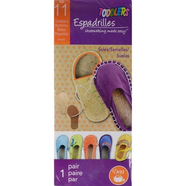 Espadrille Soles - Toddler/Kids-Size 11