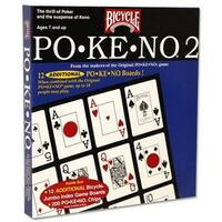 US Playing Card Co GUSP-302 Pokeno 2 by Bicycle