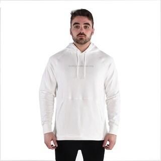 Men's Woven Hooded Jacket - Honduras In Cream