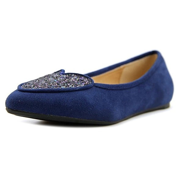 Penny Loves Kenny Womens Nookie Pointed Toe Loafers - 8.5