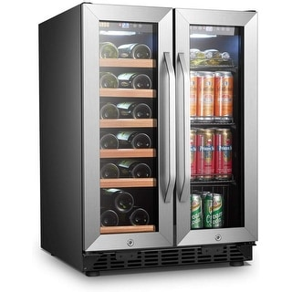 Link to Lanbo Built-in Wine and Beverage Refrigerator Similar Items in Large Appliances