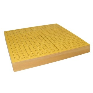 Agathis Go Board 2 1/4 Inches Thick