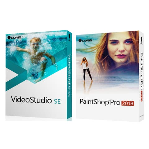 Corel Essential Photo and Video Suite