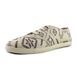 Movmt Marcos Men Canvas Ivory Fashion Sneakers
