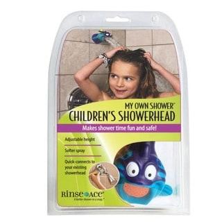 Rinse Ace 4210 Children's Shower Head, 3' Hose