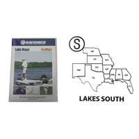 Navionics Hot Maps Plat South MSD/MMPT-S6