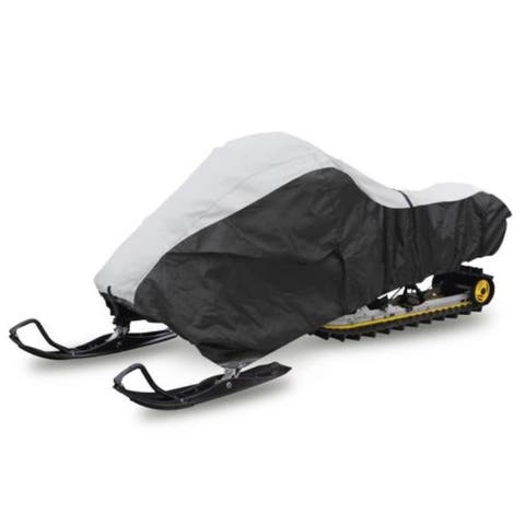 Armor Shield Deluxe Snowmobile Cover - Universal Cover for Touring Snowmobiles (101'' - 118'' -inches)