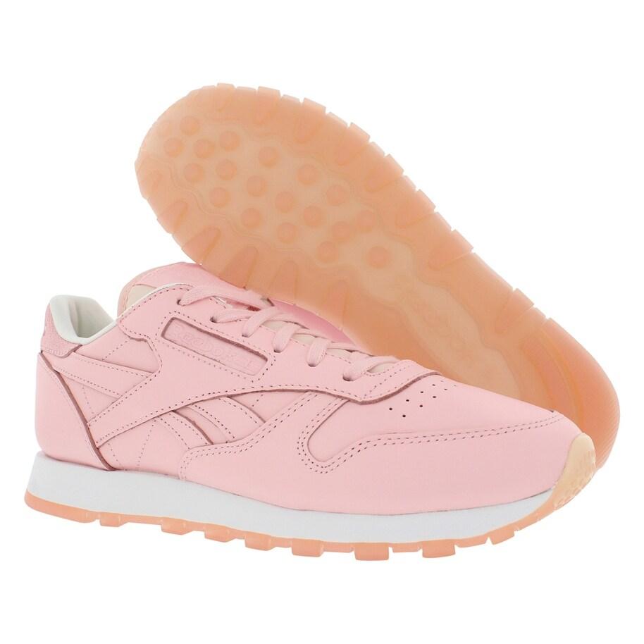 c560e68813 Reebok Cl Leather Face Casual Women's Shoes - 8 b(m) us