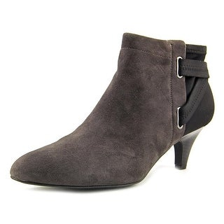 Alfani Womens Vandela2 Closed Toe Ankle Fashion Boots
