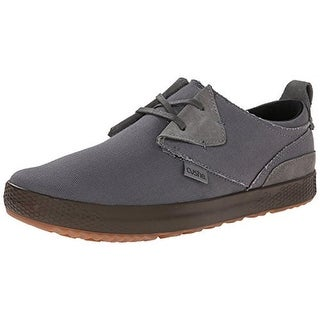 Cushe Mens Lax Canvas Lace-Up Casual Shoes - 7