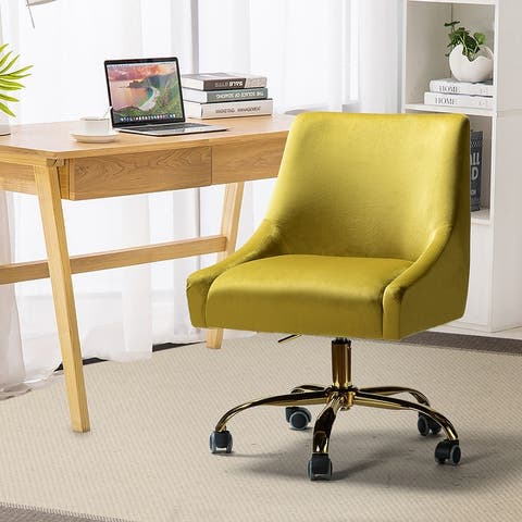 Task Chair with Roller Casters