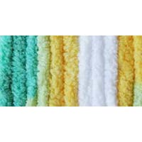 Lemonade Variegated - Bernat Blanket Brights Big Ball Yarn