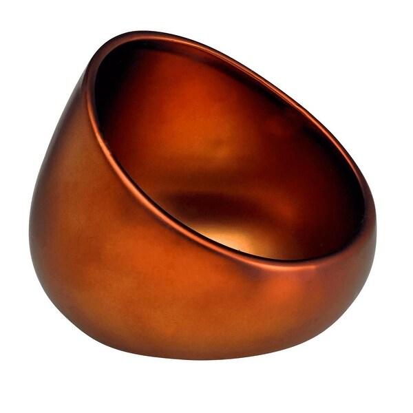 Popular Matte Bronze Boom Bowl