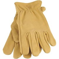 Midwest Gear Lrg Leather Glove