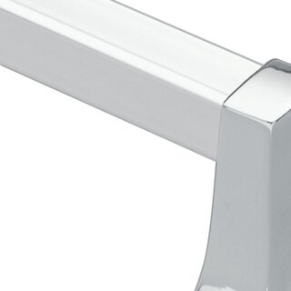 """Moen 23424 24"""" Towel Bar Only from the Donner Stainless Steel Collection - n/a"""