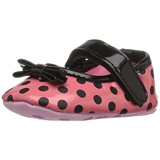 Laura Ashley Mary Janes Infant Faux Leather
