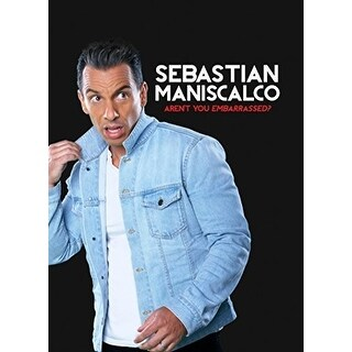 Sebastian Maniscalco: Aren't You Embarrassed [DVD]