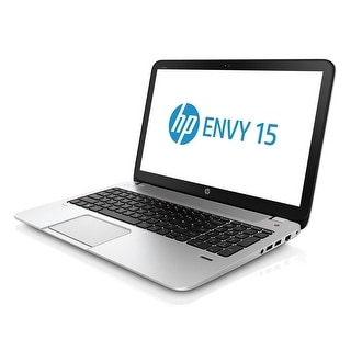 "HP ENVY M6-N012DX 15.6"" Touch Laptop Intel i5-4200M 2.5GHz 8GB 750GB Win10"