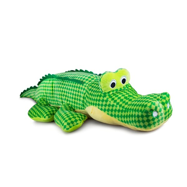 Beverly Hills Teddy Bear Company Jumbo Plush Alligator