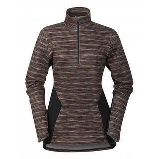 Kerrits English Shirt Womens Plush Tek Zip Neck Stretch 40596