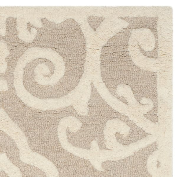 Martha Stewart By Safavieh Handmade Marais Wool Rug On Sale Overstock 12670853