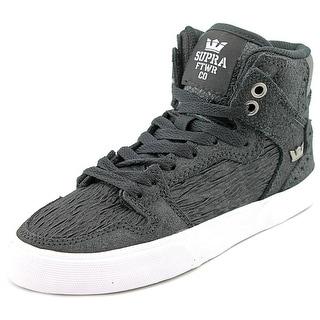 Supra Women's Vaider Women Round Toe Leather Sneakers