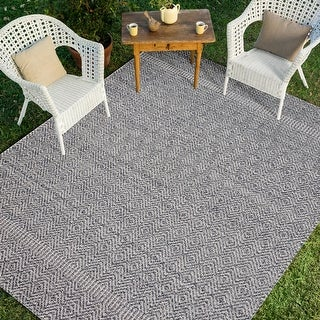 Link to Alexander Home Denise Collection Contemporary Area Rug Similar Items in Farmhouse Rugs