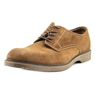 Bass Pasadena Men Round Toe Suede Oxford