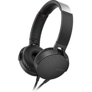 Sony Audio/Video - Mdr-Xb550ap/B - On Ear Extra Bass Headphones