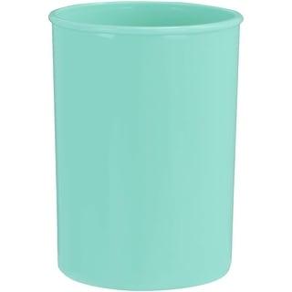 "Link to Reston Lloyd Plastic Holder Utensil Jar, Seafoam -  4. 75""D x 6. 5""H Similar Items in Kitchen Storage"