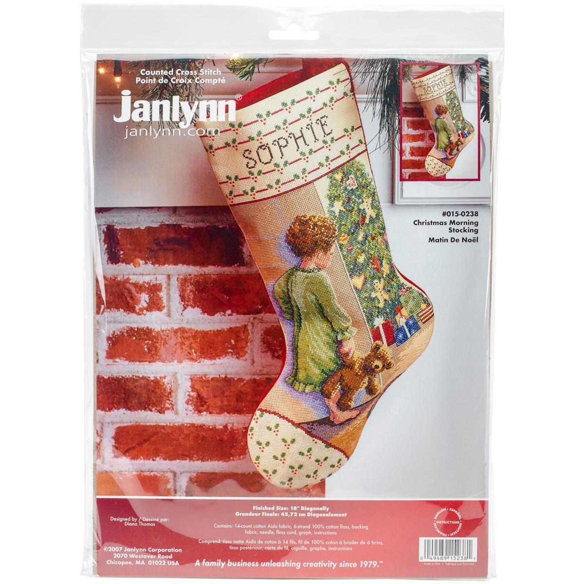 "Janlynn Victorian Bath Counted Cross Stitch Kit-10/""X10/"" 14 Count"
