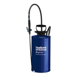 Hudson 62062 Bugwiser Galvanized Steel Sprayer, 2 Gallon