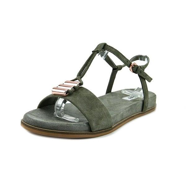 Clarks Agean Cool Women Open-Toe Suede Slingback Sandal