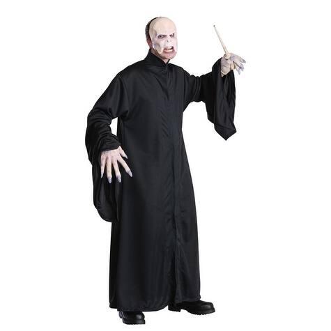 Rubies Harry Potter Voldemort Adult Costume - Solid
