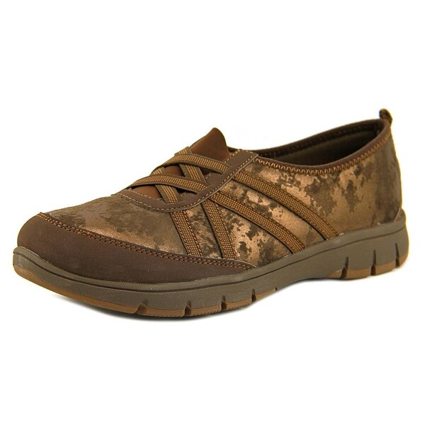 Easy Street Kila Women Round Toe Canvas Sneakers