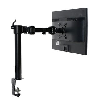 """FLEXIMOUNTS D1 Full Motion LCD Arm Desk Mount Stand Fits 10""""-27"""" Asus Acer AOC LCD Computer Monitor"""