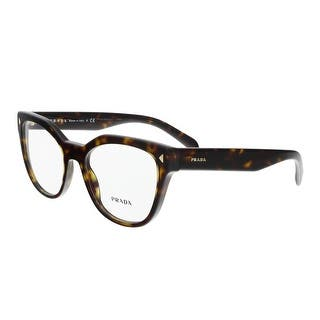 Prada PR 21SV 2AU1O1 Havana Square Optical Frames - 53-19-140|https://ak1.ostkcdn.com/images/products/is/images/direct/a150a4e5090d208660b5e02435d151b7e7b29606/Prada-PR-21SV-2AU1O1-Havana-Square-Optical-Frames.jpg?impolicy=medium
