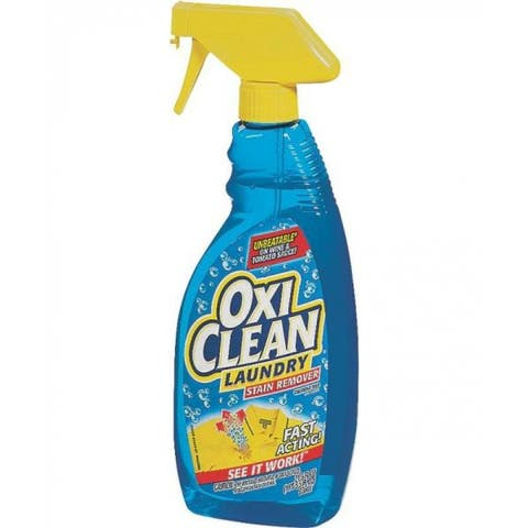 Oxi-Clean 51693 Laundry Stain Remover, 21.5 Oz