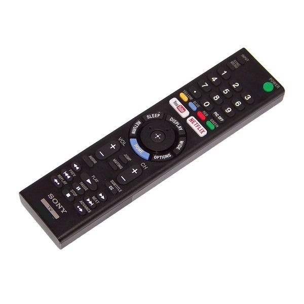 NEW OEM Sony Remote Control Originally Shipped With KD49X700E, KD-49X700E