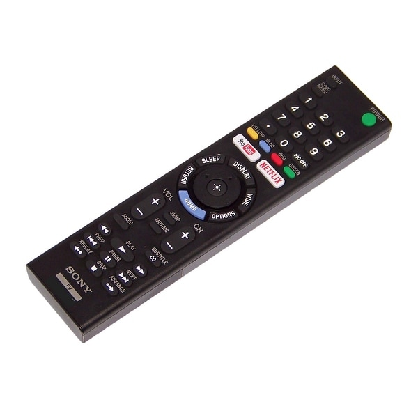 NEW OEM Sony Remote Control Originally Shipped With KD55X700E, KD-55X700E