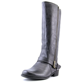 Naturalizer Veracruz W Round Toe Synthetic Knee High Boot